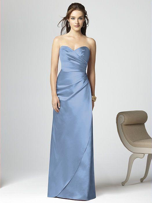 Bridesmaid Dresses Windsor Blue - Wedding Dresses In Jax