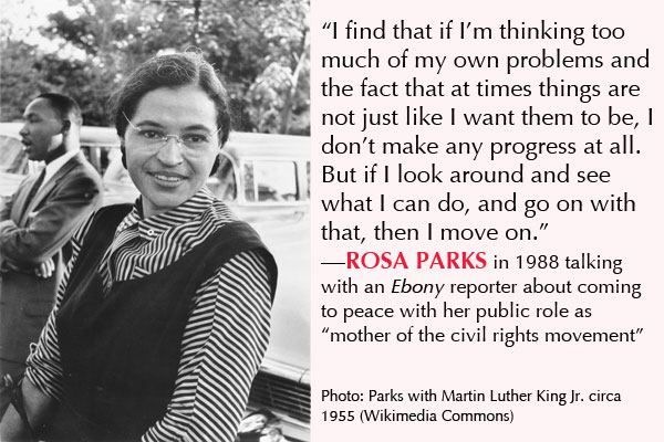 an introduction to the history and life of rosa parks in the united states 2018-06-14  the montgomery bus boycott started in december 1955 what happened in montgomery is seen as a pivotal point in the whole civil rights story and brought to prominence a seamstress called rosa parks.