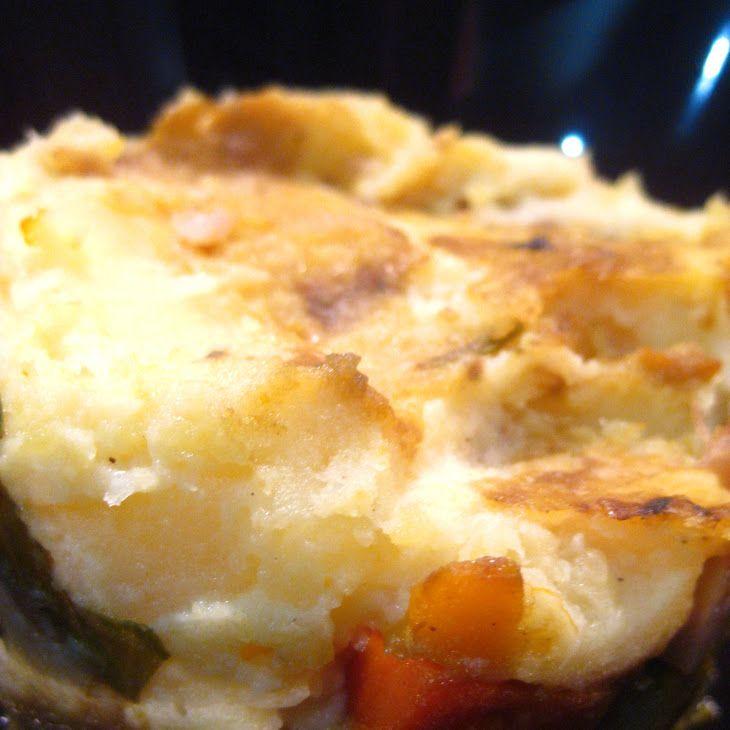 Vegetarian Shepherd's Pie | Yummies | Pinterest