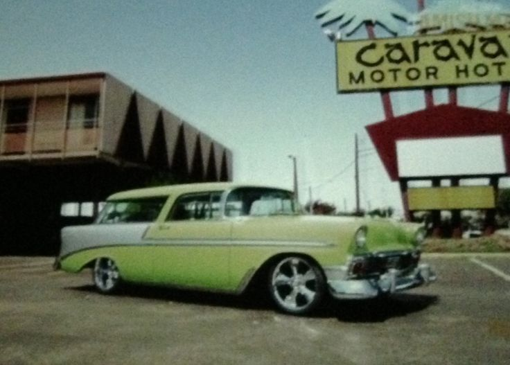 The Gas Monkey Garage/Dale Jr Diet Mountain Dew 1946 Chevy Nomad
