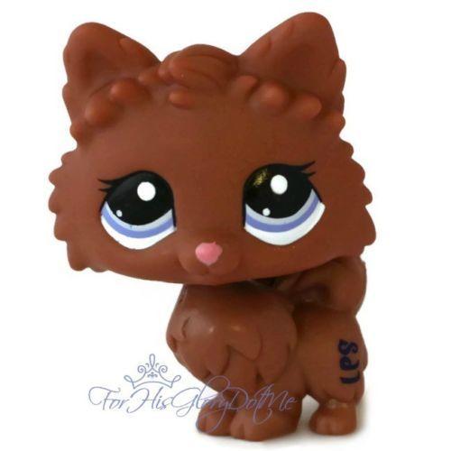lps brown dog littlest - photo #1