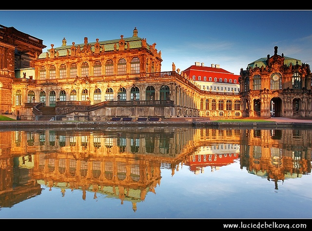 Dresden Another Beautiful German City Places To Visit Pinterest