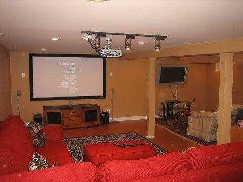 low basement ceiling 7 ft ht builds basement family center