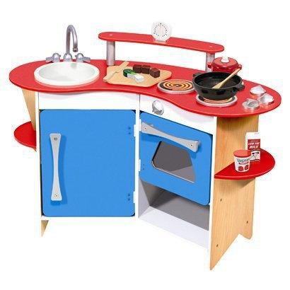 doug cook s corner wooden kitchen