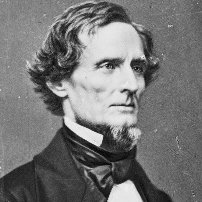 jefferson davis civil war timeline