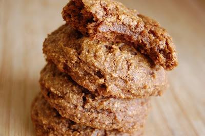 Food. Fun. Life.: Soft Vegan Ginger Cookies