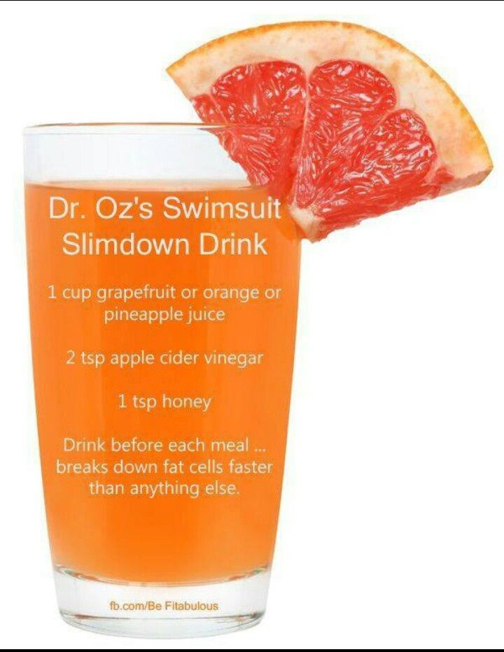Weight loss drink. | Fitness n health | Pinterest