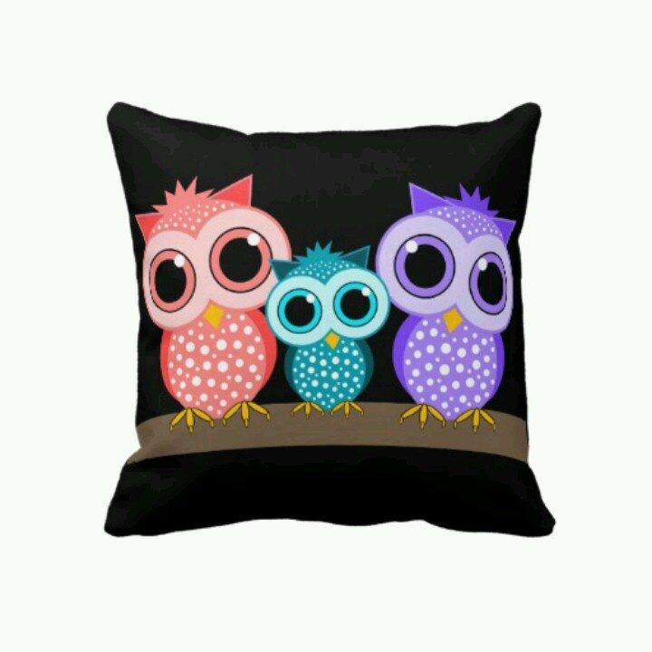 Owl pillow Classroom Ideas Pinterest