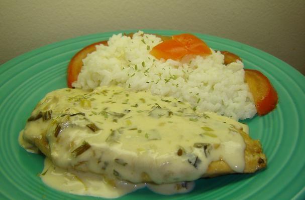 ... dijon tarragon cream chicken tarragon chicken and sweet pea couscous
