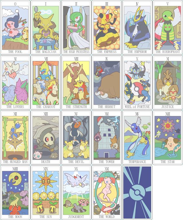 Search results for tarot cards on pinterest 135 pins black