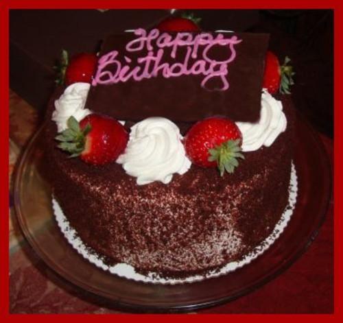 birthday cakes to send