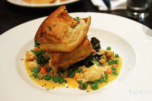 Lobster pie at Bijou in Hayward. | The Gourmez's Restaurant Reviews ...