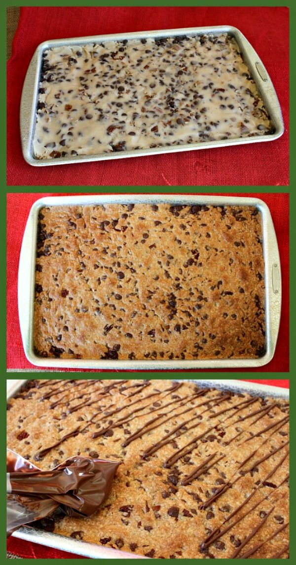 Chocolate Chip Cookie Brittle | Recipe