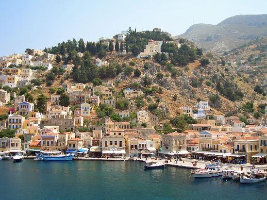 Symi Island Greece  City pictures : Symi Island, Greece | Favorite Places & Spaces | Pinterest