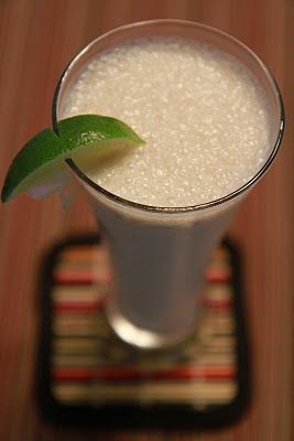 Salty Lassi with Cumin and Mint