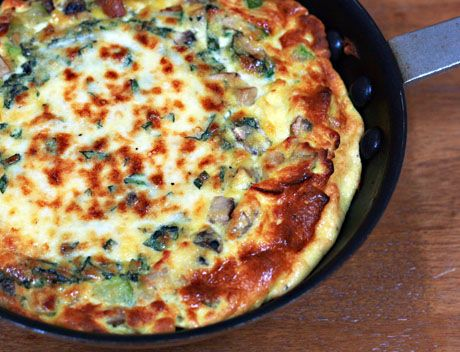 ... this for a party - Copa Room frozia (Italian style omelet appetizer