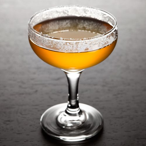 sidecar cocktail - Google Search | 1920s Paris French Garden Purple S ...