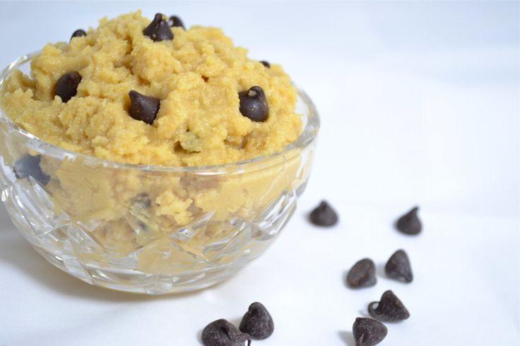 Fresh Fit N Healthy – Chocolate Chip Cookie Dough Dip [GF, low ...