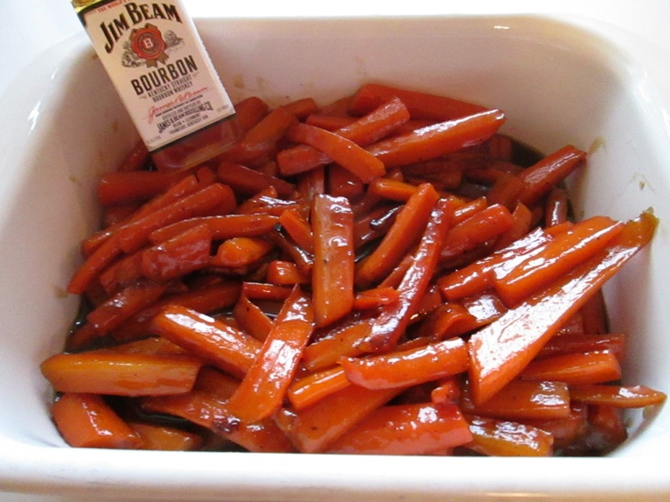 glazed carrots bourbon glazed carrots recipes dishmaps honey maple ...