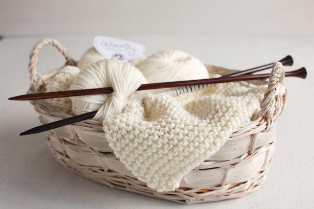 woolly nueva lana virgen merino extra suave de DMC.