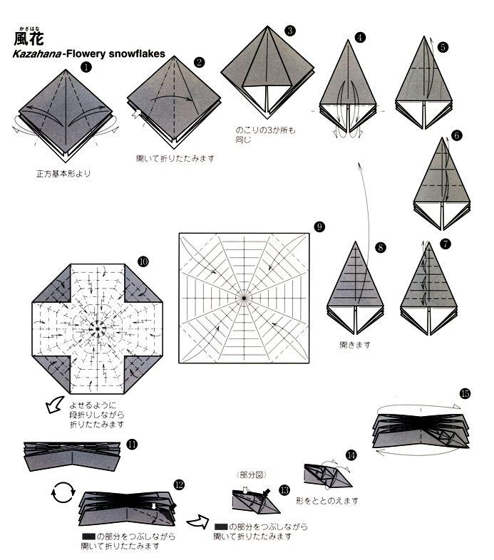 すべての折り紙 折り紙 玉 : Pin by Maria Usztyan on ezisazis ...