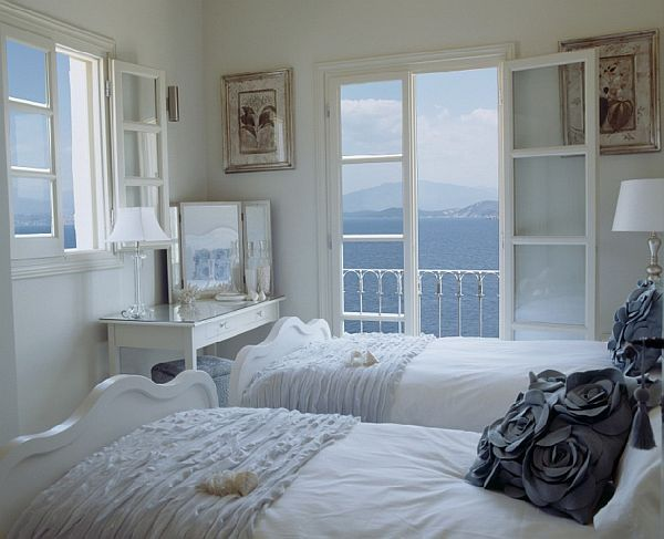 Modern oikia panorama voulas villa from a greek designer