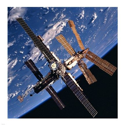 ksp space station mir - photo #6