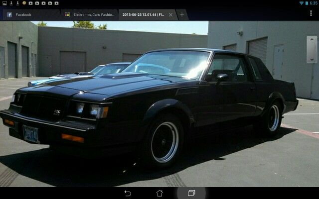 the sexy beast 87 gnx 216 buick grand national gnx pinterest. Cars Review. Best American Auto & Cars Review
