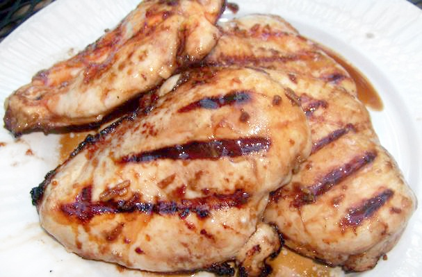 Asian Grilled Chicken Breasts | Chicken Recipes | Pinterest