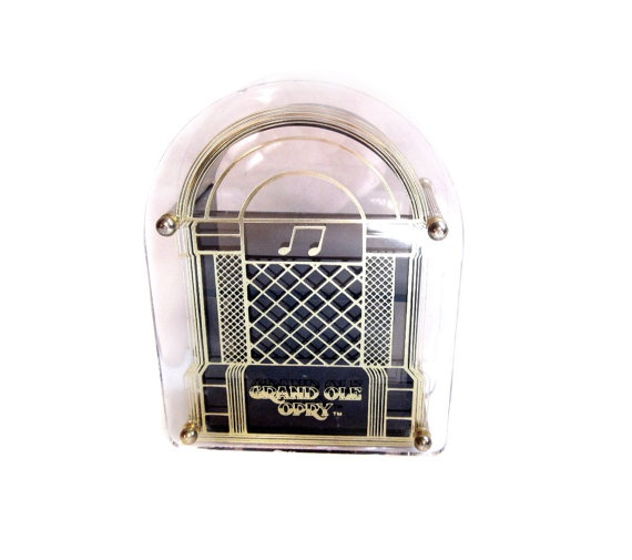 Acrylic Trinket Boxes : Plastic jukebox music box trinket