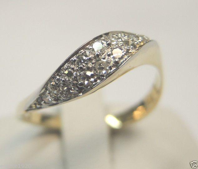 antique wedding band ring anniversary eternity