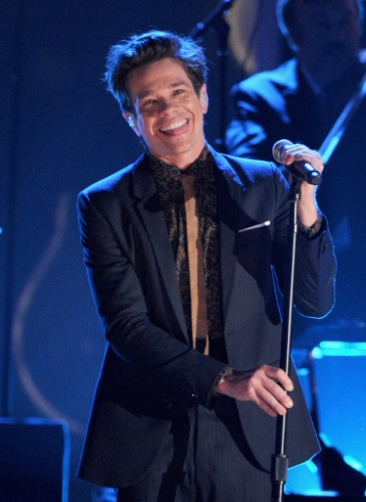 Nate Reuss of Fun. from the #GRAMMYNoms Concert Dec. 5th in Nashville. The 55th GRAMMY Awards air 2/10/13 on CBS! #TheWorldIsListening