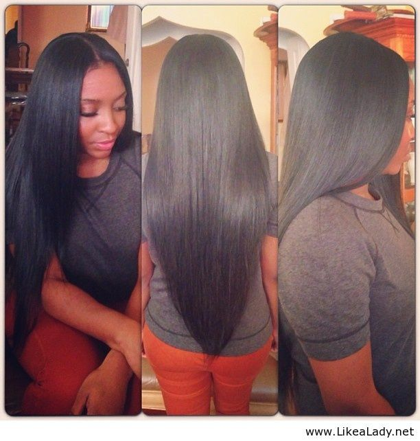Full Head Curly Sew In | hairstylegalleries.com