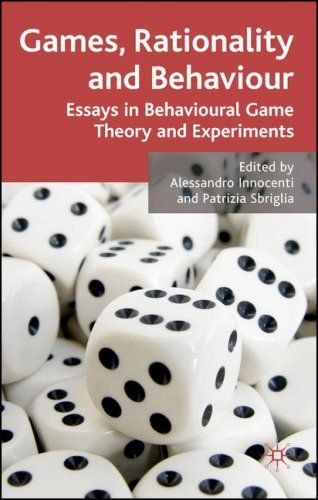 essays on game theory nash