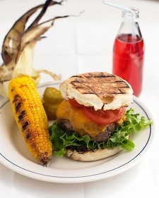 51 Quick Grilling Recipes - Enjoy the smoky flavor of grilled foods even on the busiest of nights. Browse our collection of quick and delicious main-dish recipes and choose from burgers, pork chops, kebabs, and more.