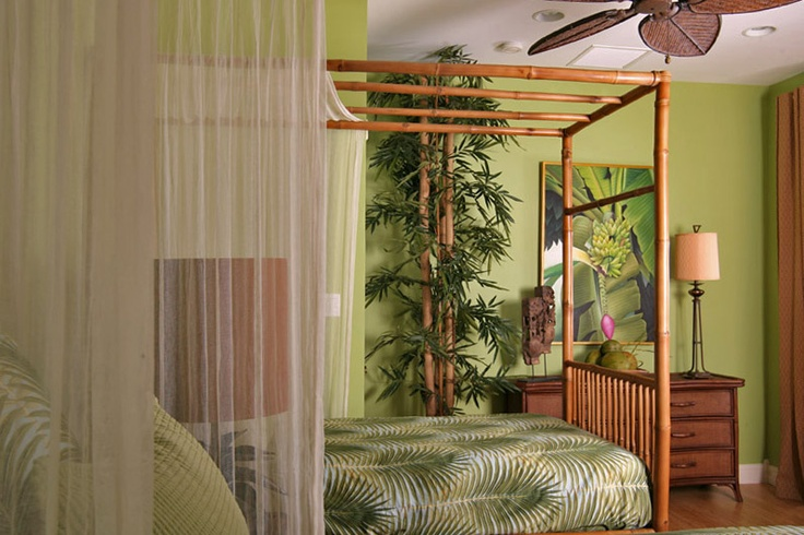 Guest Room Tropical Decor Pinterest