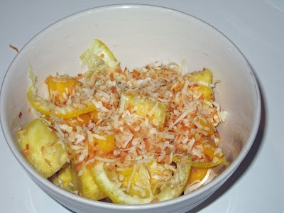 and meyer lemon salad recipe martha stewart pineapple mango and meyer ...
