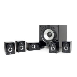 Energy RC-Micro 5.1 Surround Speaker System (Black) (Electronics)