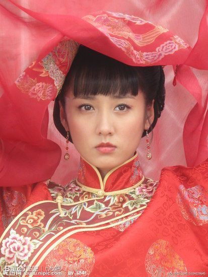 Lu a classical chinese wedding attire the sensuality of the cheon