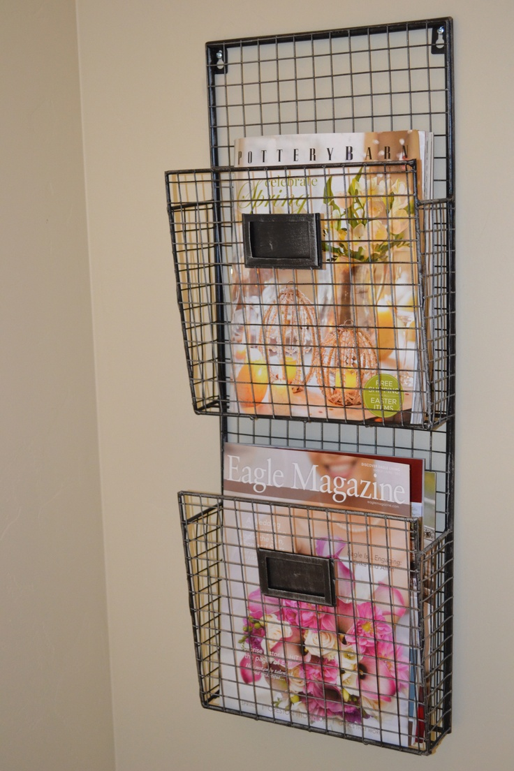 Magazine rack for the bathroom reading home pinterest for Magazine racks for home