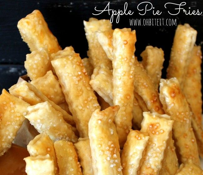 Oh Bite It - http://www.ohbiteit.com/2013/05/apple-pie-fries.html