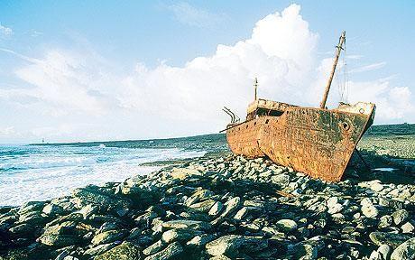 B And B Aran Islands Ireland Shipwreck in the Aran Islands | Favorite Places & Spaces | Pinterest