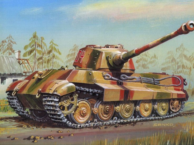 4 kings tank strategy