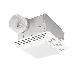 broan nutone 678 bath fan light combo. Black Bedroom Furniture Sets. Home Design Ideas