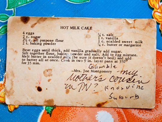 Marvelous Valentine's Recipe: Strawberry Milk Cake   The Kitchn