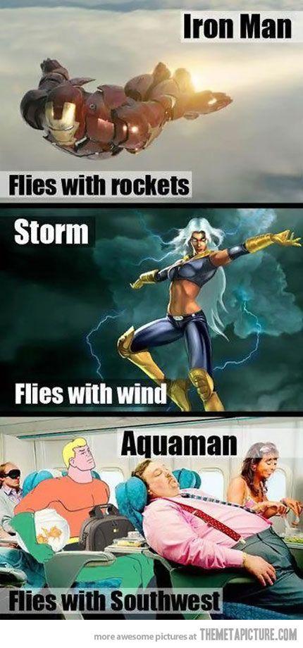 Aquaman never gets a break…