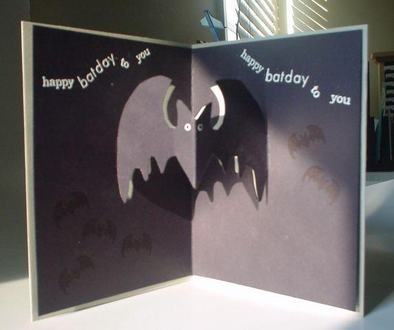 Pop Up Bat