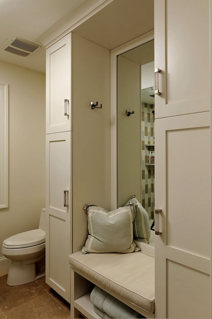 Pool house bathroom home pinterest for Pool houses with bathrooms