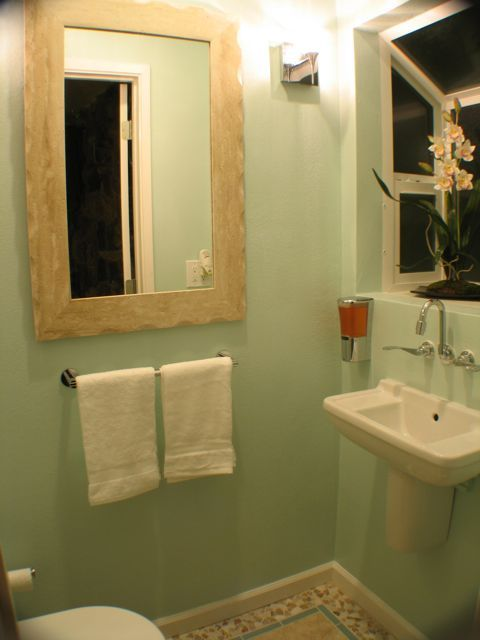 How to design a very small powder room joy studio design Very small powder room ideas