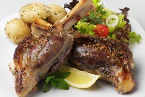 Pressure Cooker Braised Lamb Shank | Recipe